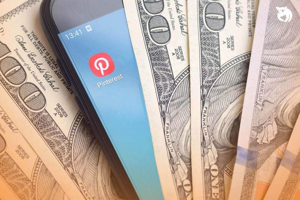 Cara menghasilkan uang dari aplikasi pinterest